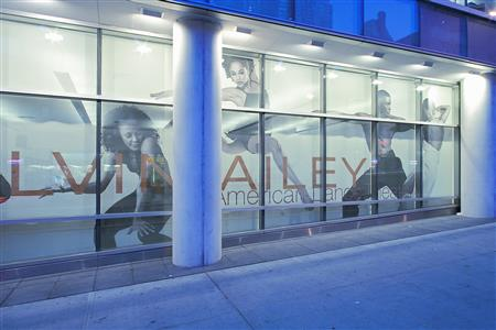 Enhance your business with custom graphic roller shades