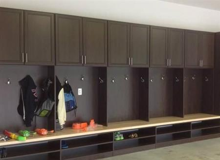 For students or employees, individual storage makes every day more efficient