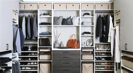 Make your properties exceptional with custom closet organization systems