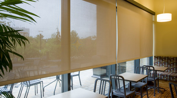 Retail Blinds, Large Window Treatments| BB Commercial Solutions