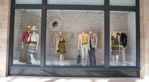 Retail Blinds Large Window Treatments Bb Commercial